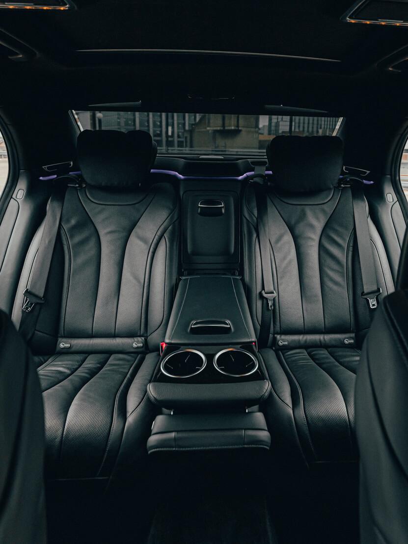 Mercedez Benz S500L